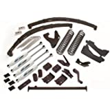 """Pro Comp K4037B 6"""" Stage I Lift Kit with Coil, Block and ES9000 Shocks for Ford F250 '05-'07"""