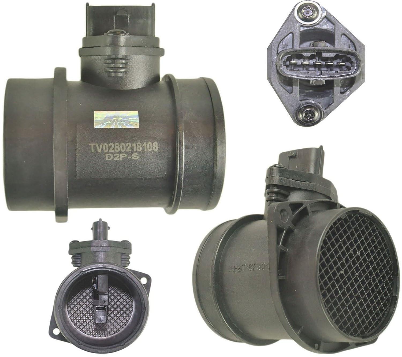 Masse Dé bit d'air Mè tre Capteur 8670263, 9470640 Compatible avec S60 S80 V70 XC70 9470640Compatible avec S60S80V70XC70 D2P