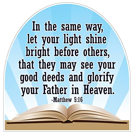 Image result for Image matthew 5:16
