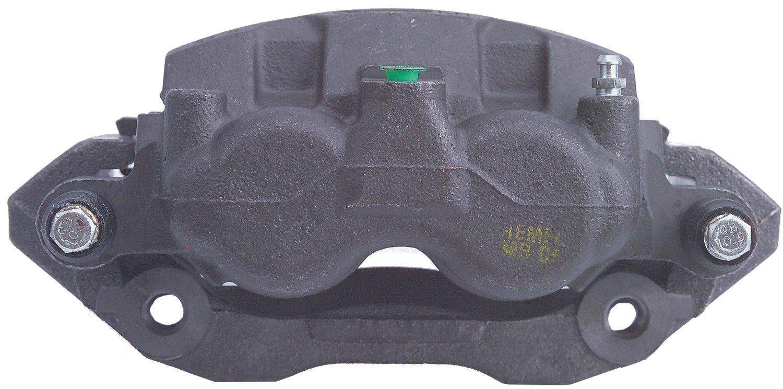 Brake Caliper Unloaded Cardone 19-B2695 Remanufactured Import Friction Ready