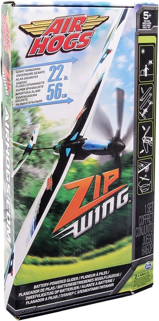 Air Hogs Spin Master 6040305 Hyper Drift Drone Bleu