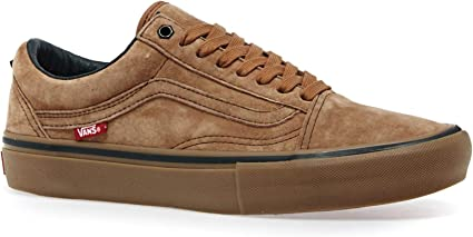 Chaussures Anti Hero Old Skool Pro   Marron   Vans