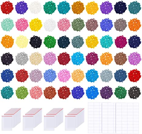 Diamond Painting Accessories Crystal For Missing Diamond Beads Drills 447 Colors