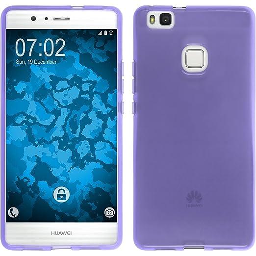 81 opinioni per PhoneNatic Custodia Huawei P9 Lite Cover porpora trasparente P9 Lite in silicone