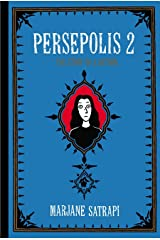 Persepolis 2: The Story of a Return (Pantheon Graphic Novels) Paperback