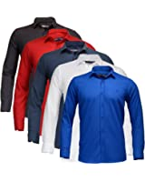 Feed Up Combo of 5 Men's Shirts