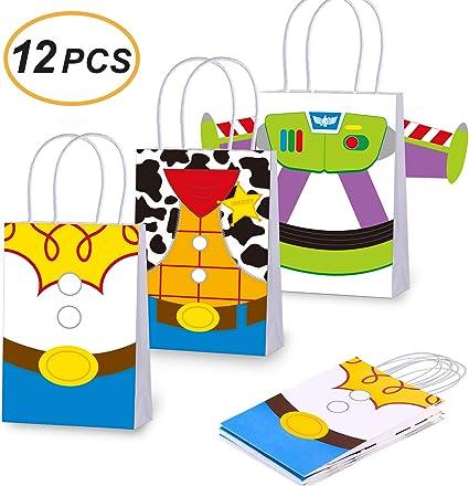 Amazon.com: Bolsa de regalo inspirada en juguetes para ...