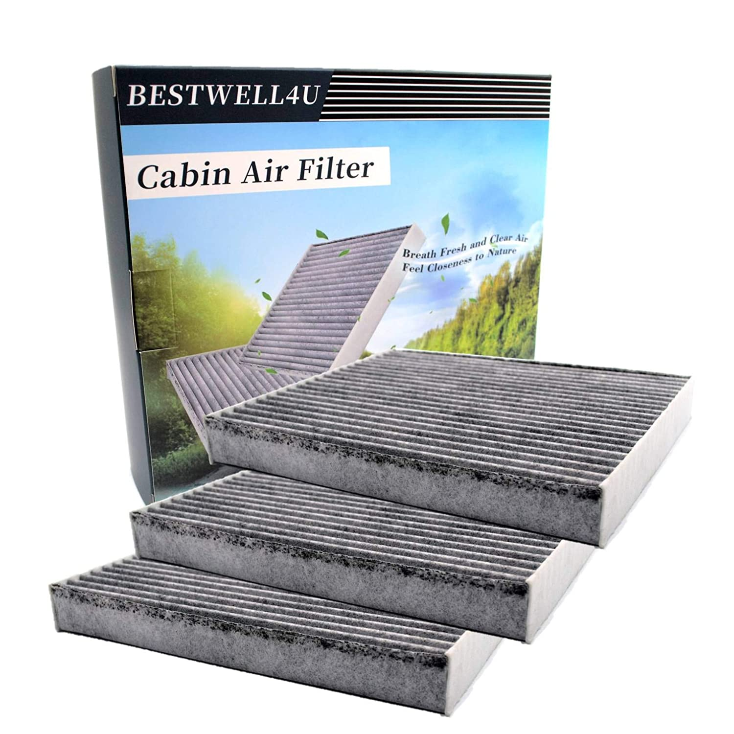 Replacement for CF10134,Cabin air filter for Honda,Acura,Replace CP134