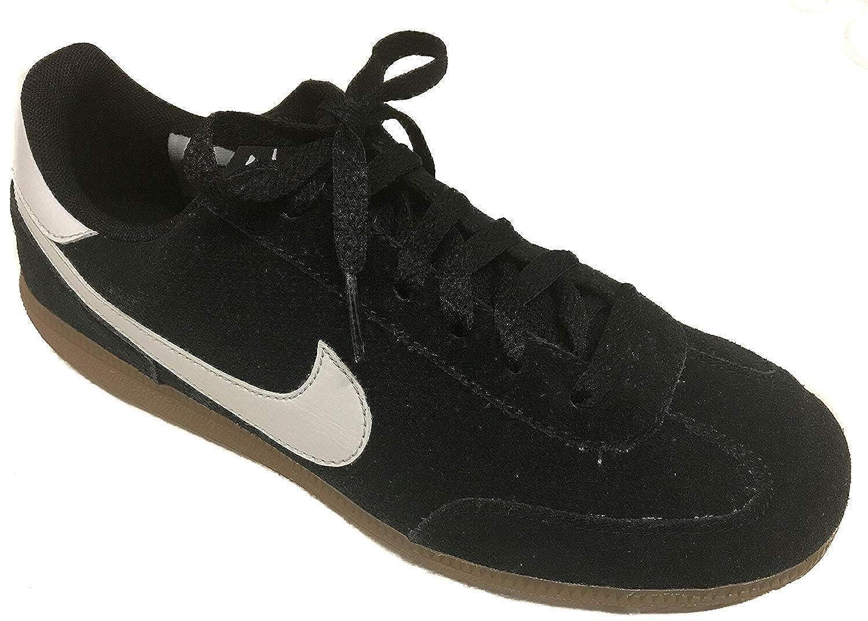 NIKE Cheyenne 2013 GS Youth Skate Shoes Black White Gum Med Brown 6 Big Kid M Black White Gum Med Brown