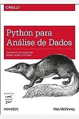 Python Para Análise de Dados Paperback