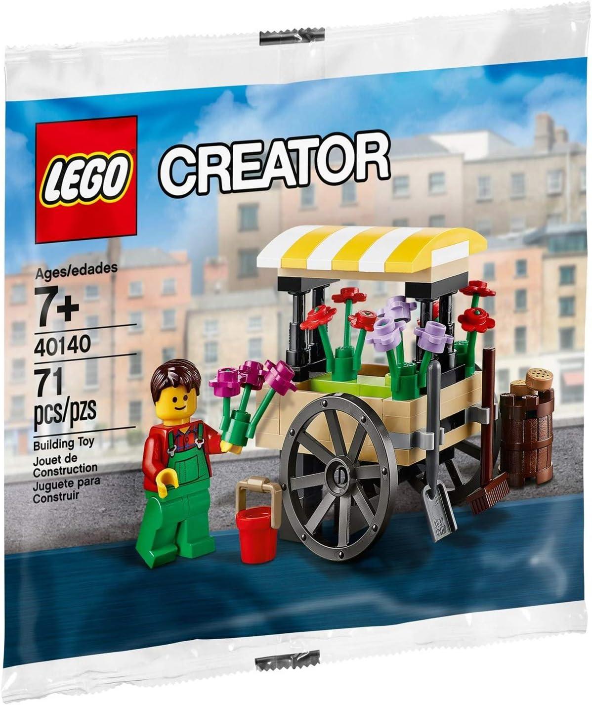 Lego Creator 40140 Flower CART New 2015