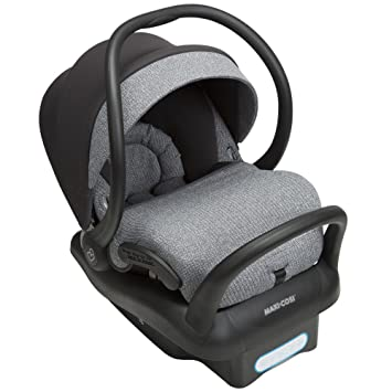 Maxi Cosi Mico Max 30 Infant Car Seat Shadow Grey Sweater Knit Discontinued
