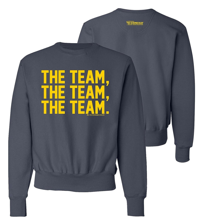 7f5b0175 Champion Reverse Weave Sweatshirt Yellow - raveitsafe