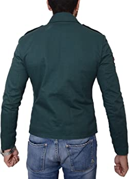 Hemskin Men S Silent Hill 2 James Sunderland Green Jacket X Large