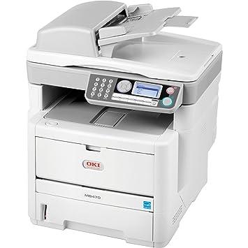 OKI MB470 LED 30 ppm 1200 x 1200 dpi A4 - Impresora ...