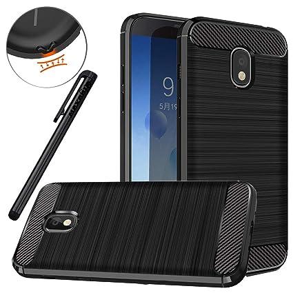 Amazon.com: Qiyuxow - Carcasa de silicona para Samsung ...