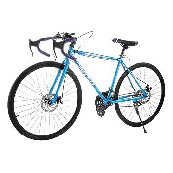orangea Bike Shimano 21 velocidades de cercanías de aluminio/de acero de carbono de aleación