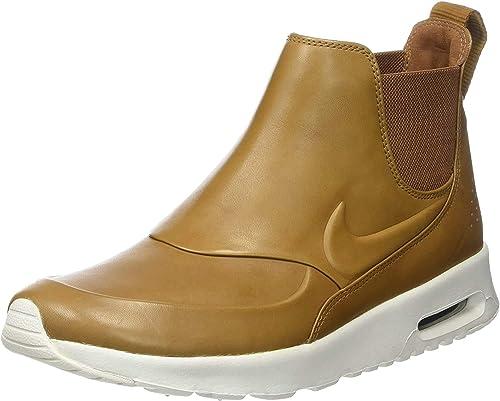 Nike Women's Air Max Thea Mid Ale Brown/Ale Brown Sail Casual Shoe ...