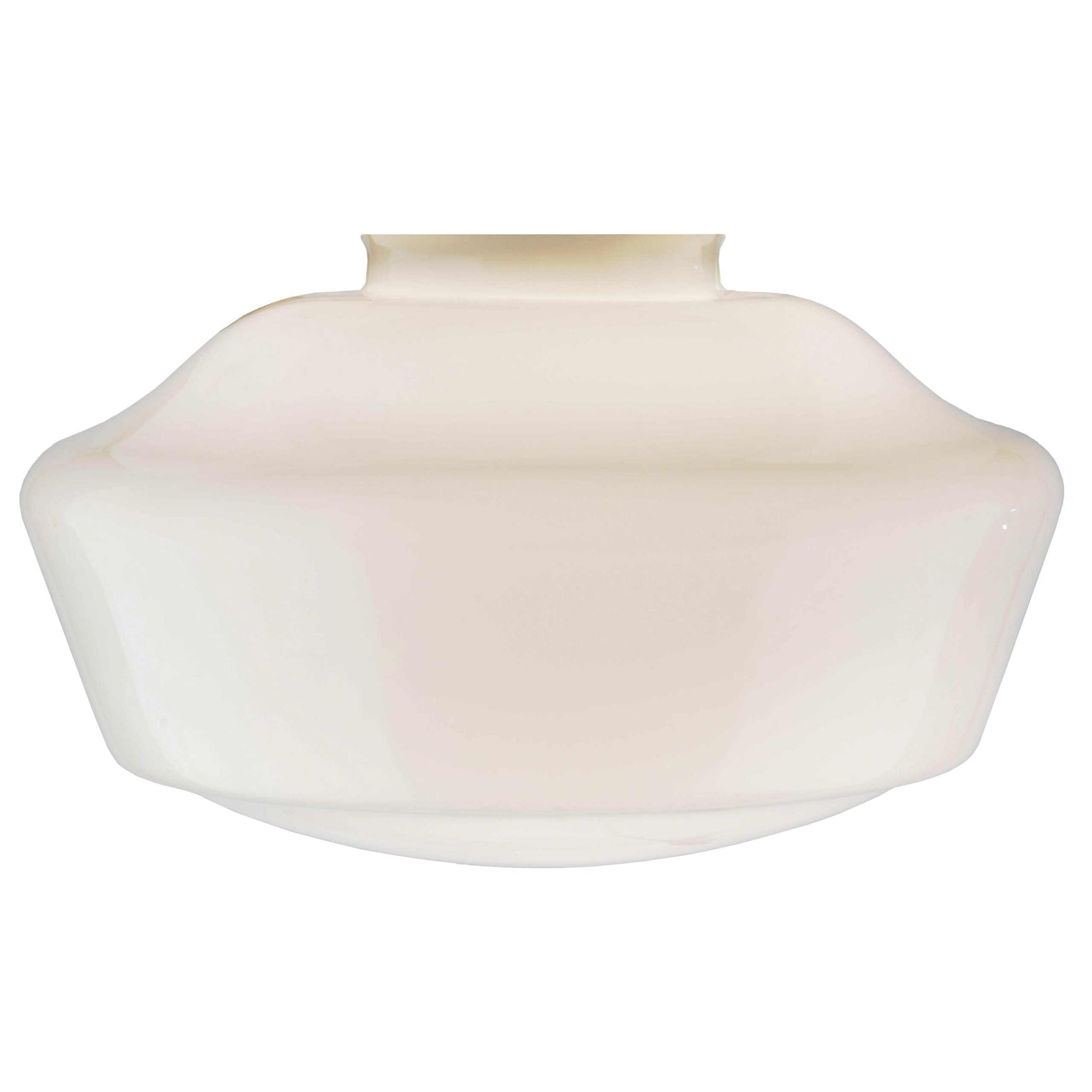 Meyda - 29942 - 16''W Schoolhouse Traditional Globe 6'' Neck Replacement Shade