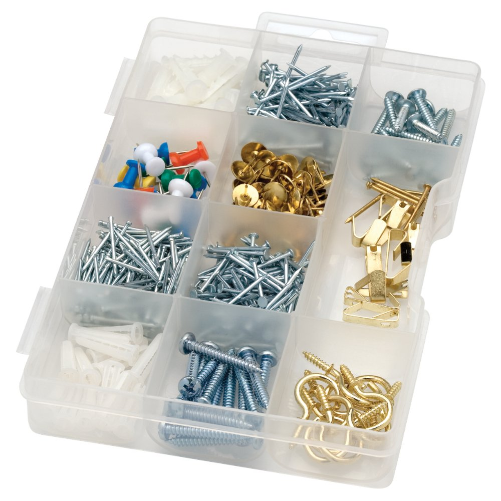 ARROW 160386 Kitchen Drawer Assortment, 521 Piece