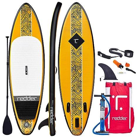 redder Tablas Paddle Surf Hinchables Rouge Doble Capa 9 Surf ...