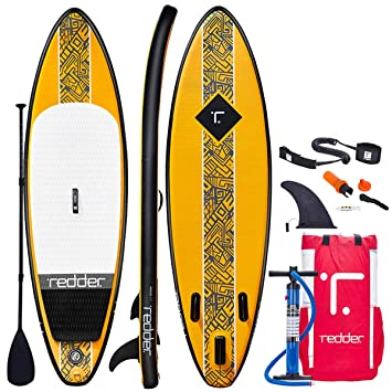redder Tablas Paddle Surf Hinchables Rouge Doble Capa 9 ...