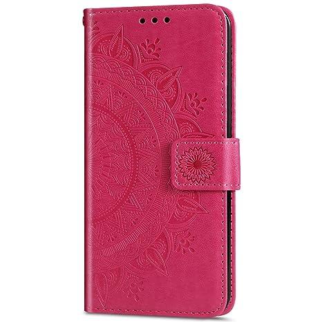 Compatible con carcasa Huawei Y6 II, Huawei Y6 II, ikasus ...