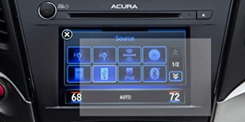 Amazoncom PcProfessional Screen Protector Set Of For - Acura navigation