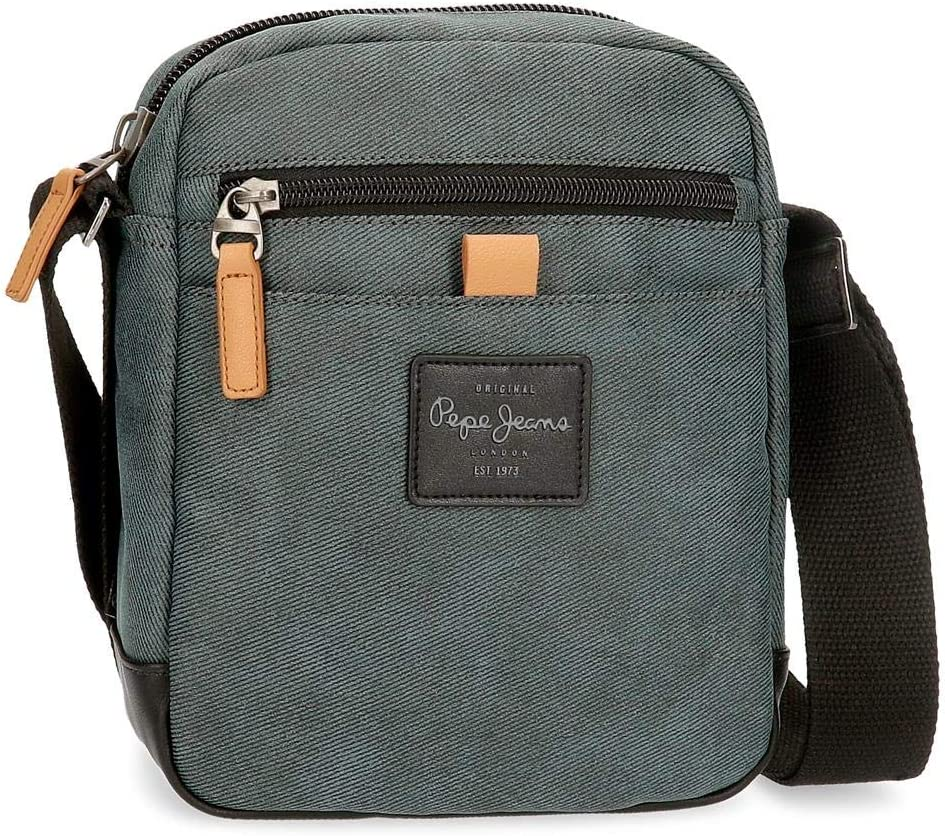 Pepe Jeans Cargo Shoulder bag: Amazon.co.uk: Shoes & Bags