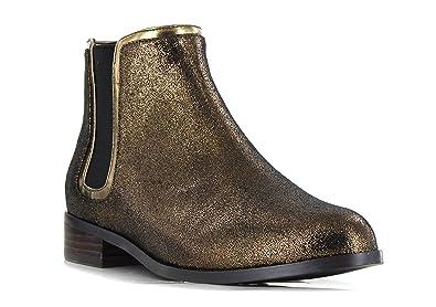 78ecf3e2d34c MELLOW YELLOW CALOUNE - Bottines / Boots - Or - Femme - T. 40 ...