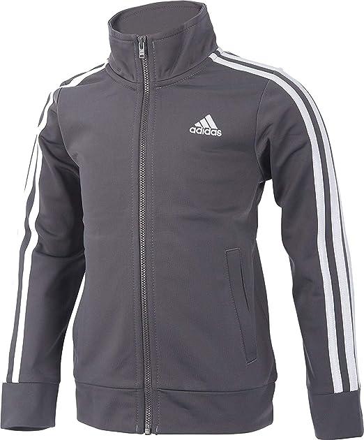 adidas Boys 8-20 Iconic Tricot Jacket