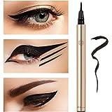 Natural Ingredients Smudge Proof Water-resistant Felt-tip Conditioning Eye Makeups