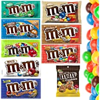 Coffret de M&M's Américains - 8 variétés avec M&M's Cookie Bites