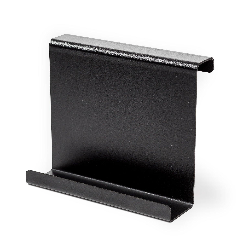 Source One LLC Standard Treadmill Book Holder Reading Rack 9 x 11 (1 Pack, Black)