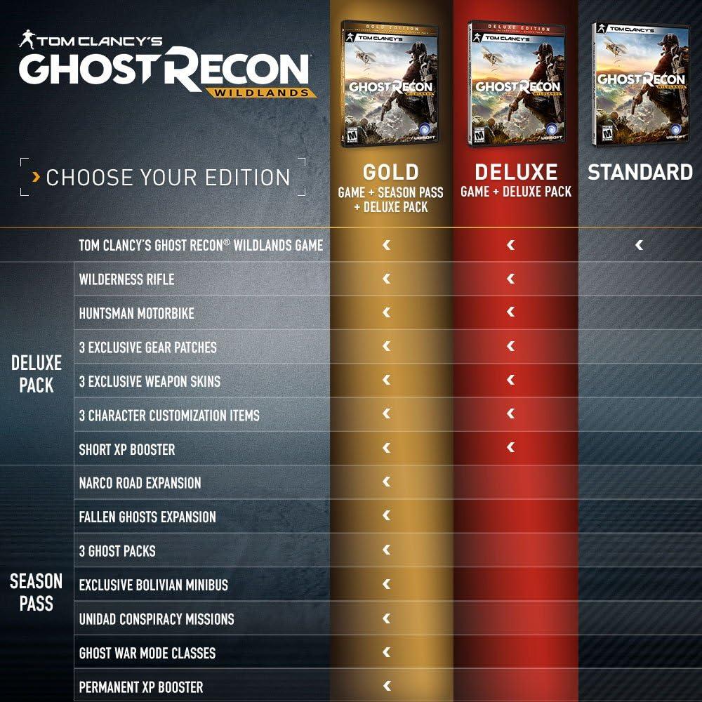 Amazon com: Tom Clancy's Ghost Recon Wildlands - Pre-load