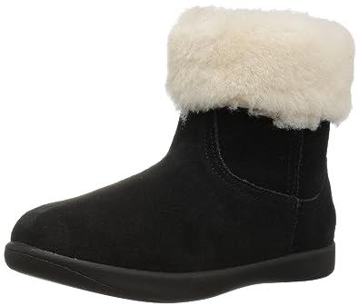 41b70fbb6 UGG Girls' T Jorie II Boot, Black, 7 M US Toddler
