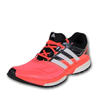 Adidas Sportschuh Response Boost TF M18619, orange/schwarz, UK (11.5)