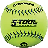 "Worth 12"" ReAct Fastpitch Training Softball"