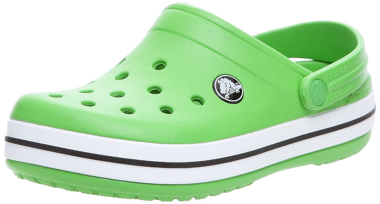 Crocs Crocband Kids Zuecos Con Correa Infantil