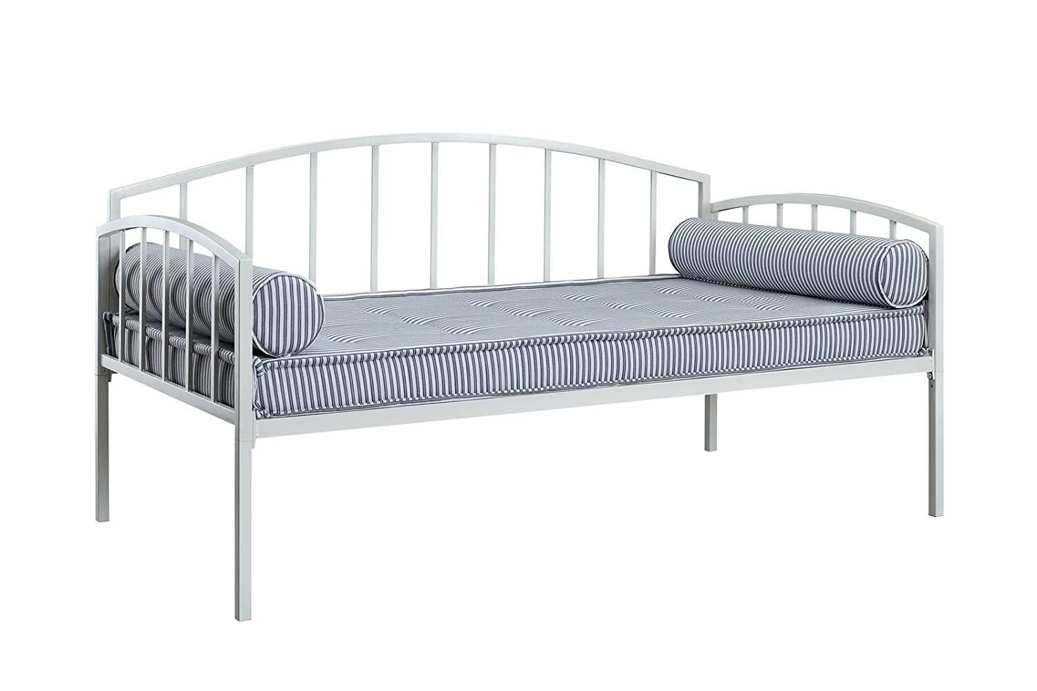 DHP Ava Metal Daybed - Twin - White