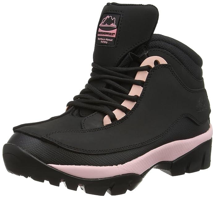Groundwork Gr386, Botas de Seguridad Mujer: Amazon.es: Zapatos y complementos