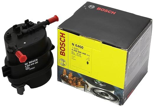 17 opinioni per Bosch 0450906460 FILTRO CARBURANTE FIESTA 1.4 TDCI