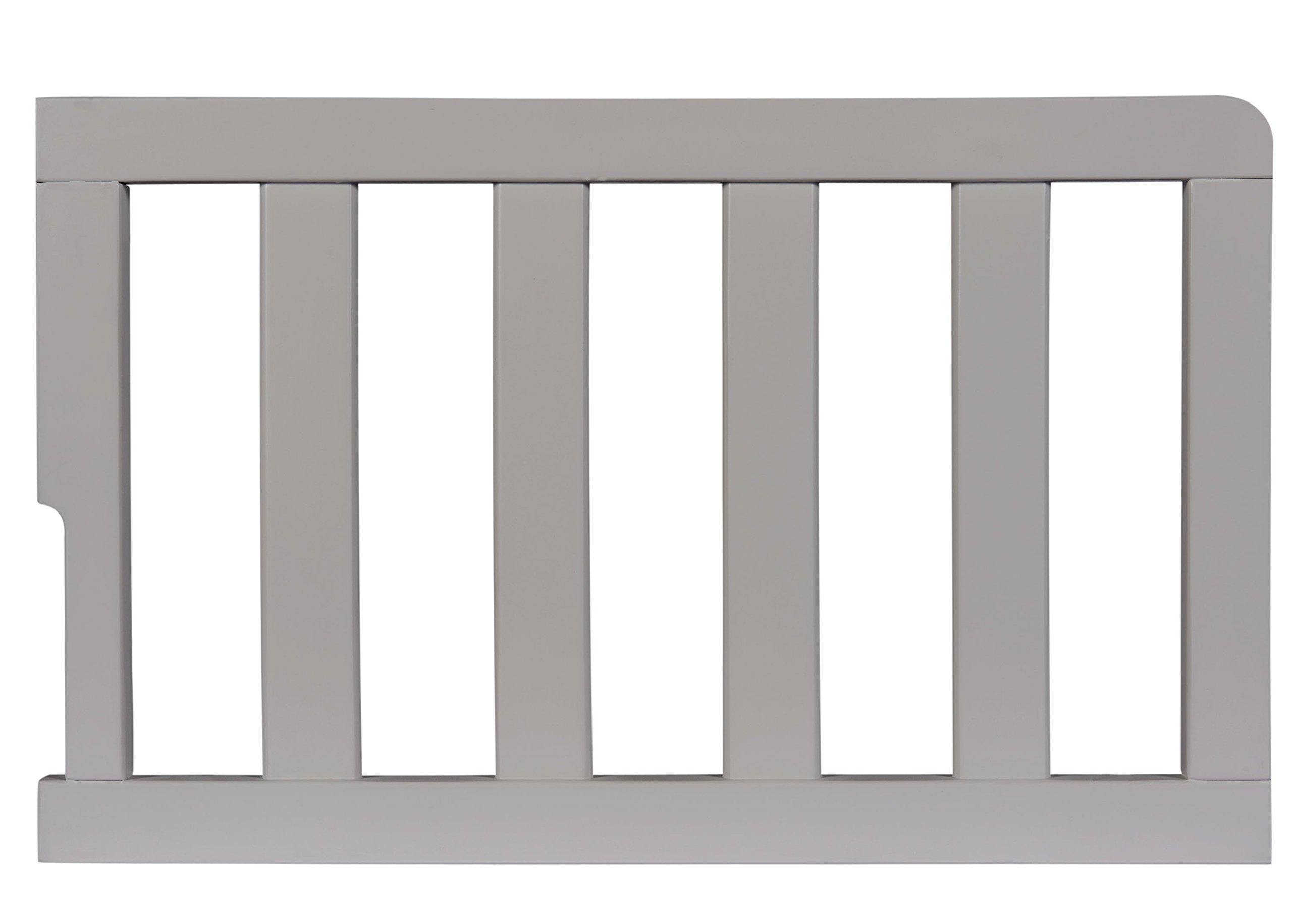Delta Children Toddler Guardrail, Grey