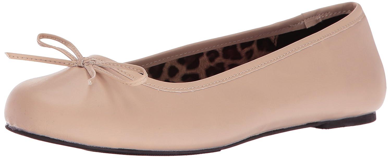 Pleaser Womens Anna01//Crpu Ballet Flat