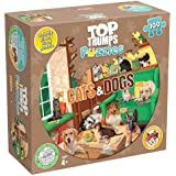 Winning Moves WMA Cats and Dogs Top Trumps Puzzle Puzzle