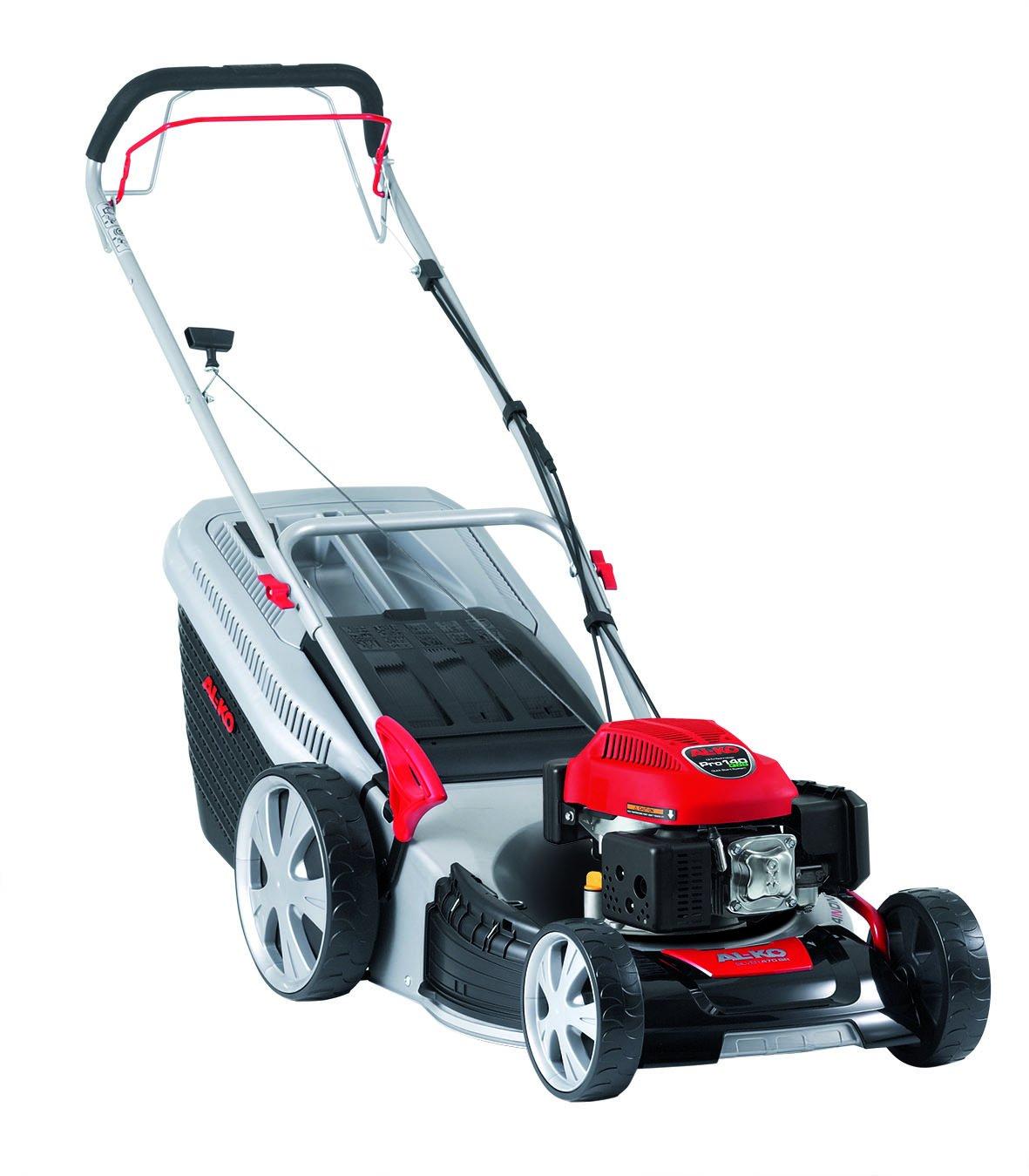 AL-KO Premium 474 SP-A Walk behind lawn mower Gasolina ...