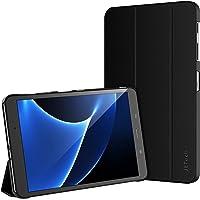 """JETech Funda para Samsung Galaxy Tab A 10,1"""" (SM-T580 / T585), Carcasa con Auto-Sueño/Estelar, Negro"""