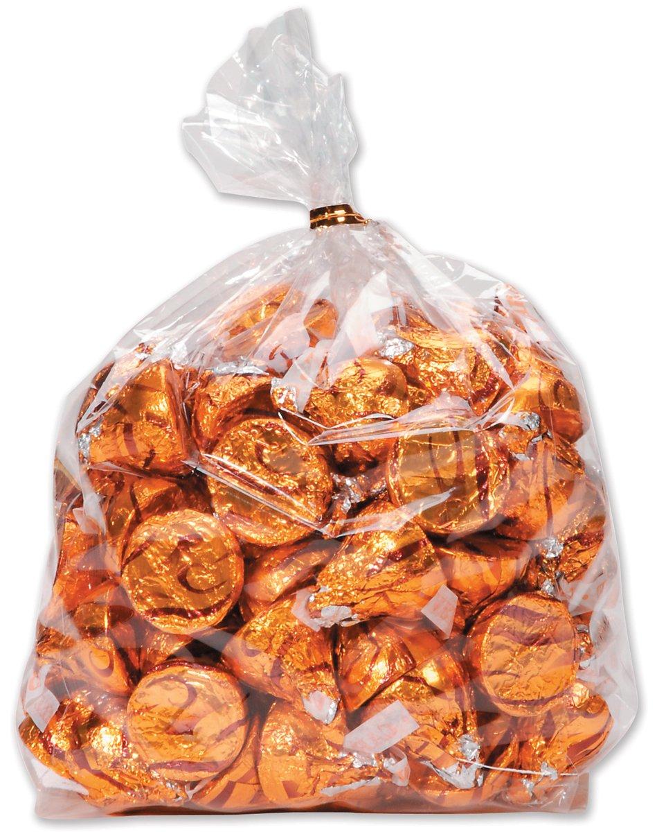 4-Inch-by- 9-Inch Clear Treat Bag 60-Piece
