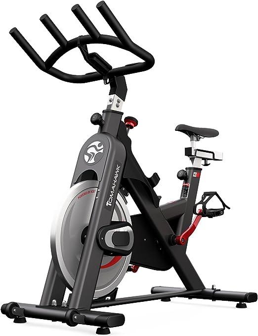 Tomahawk Indoor Bike IC1 - Bicicletas estáticas y de Spinning para Fitness: Amazon.es: Deportes y aire libre