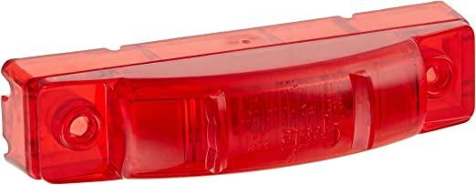 """Grote 47462 Red SuperNova 3/"""" Thin-Line LED Clearance Marker Light"""